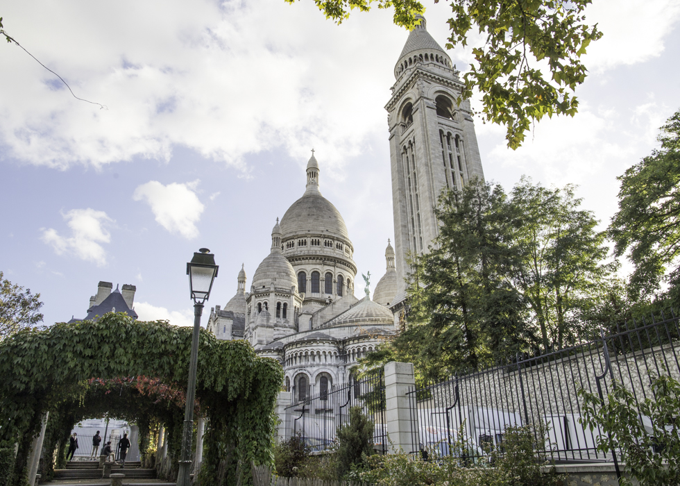 PARIS MONTMARTRE GUIDE