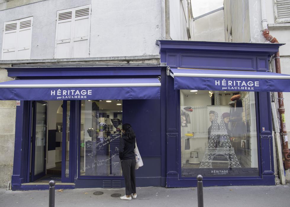 HERITAGE LAULHERE PARIS