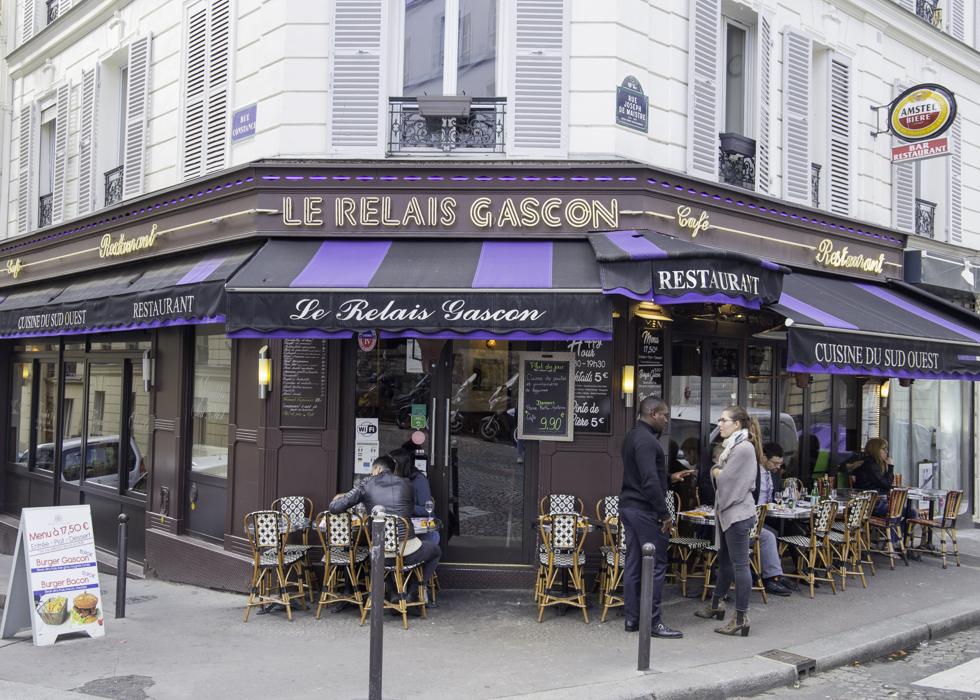 LE RELAIS GASCON PARIS