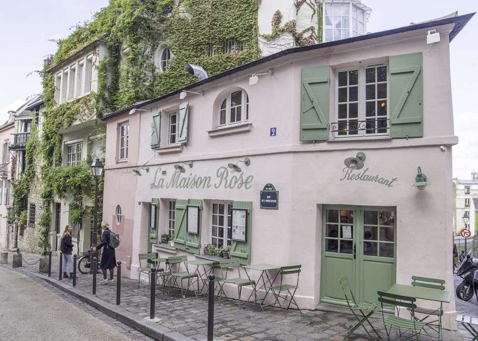 LA MAISON ROSE PARIS MONTMARTRE