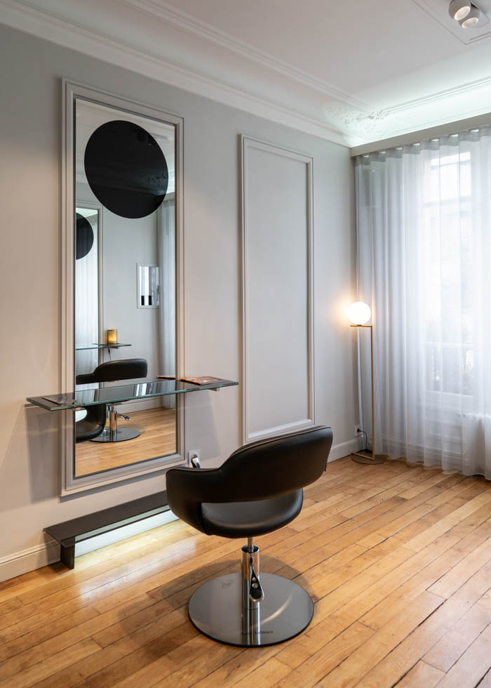 Paris best hair salon : Nicolas Vlaemynck