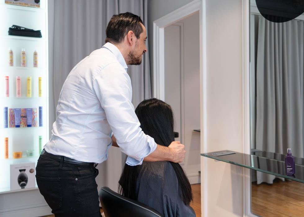kiểu tóc của người Paris
