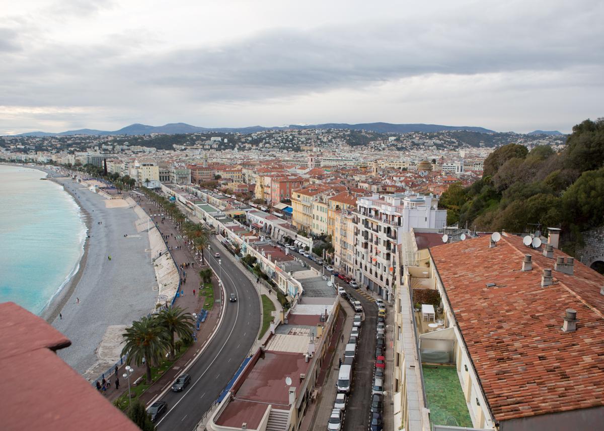 ภาพถ่ายเมืองนีซ ประเทศฝรั่งเศส