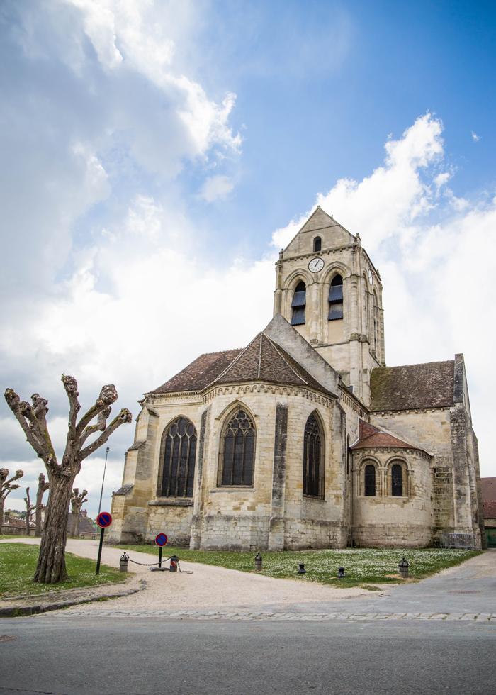 Outskirts of Paris, Auvers Sur Oise