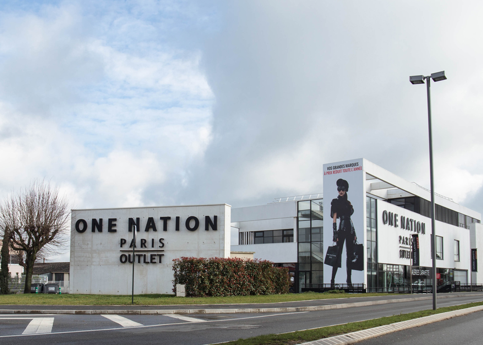 ONE NATION  OUTLET IN VERSAILLES  OBon Paris  Easy to  ~ One Nation Les Clayes Sous Bois Horaires