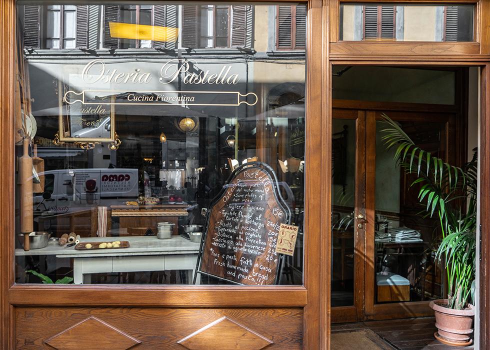フィレンツェ ドゥオーモ近く レストラン
