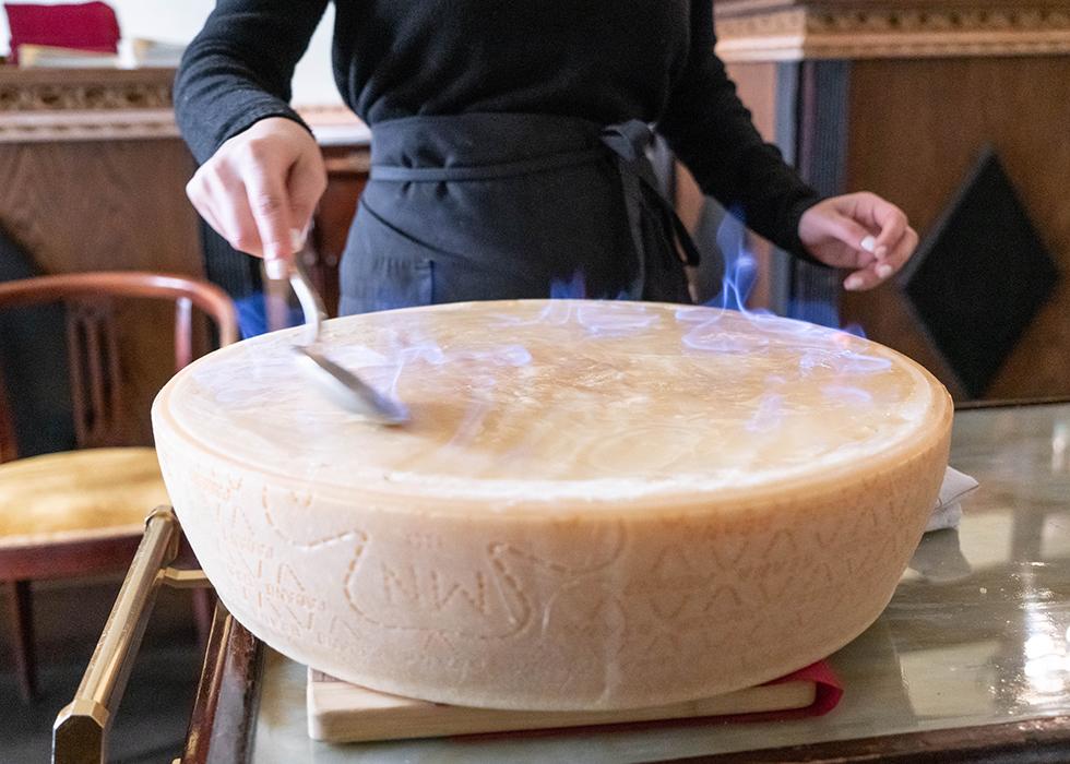 フィレンツェ ドゥオーモ近く レストラン: Osteria Pastella
