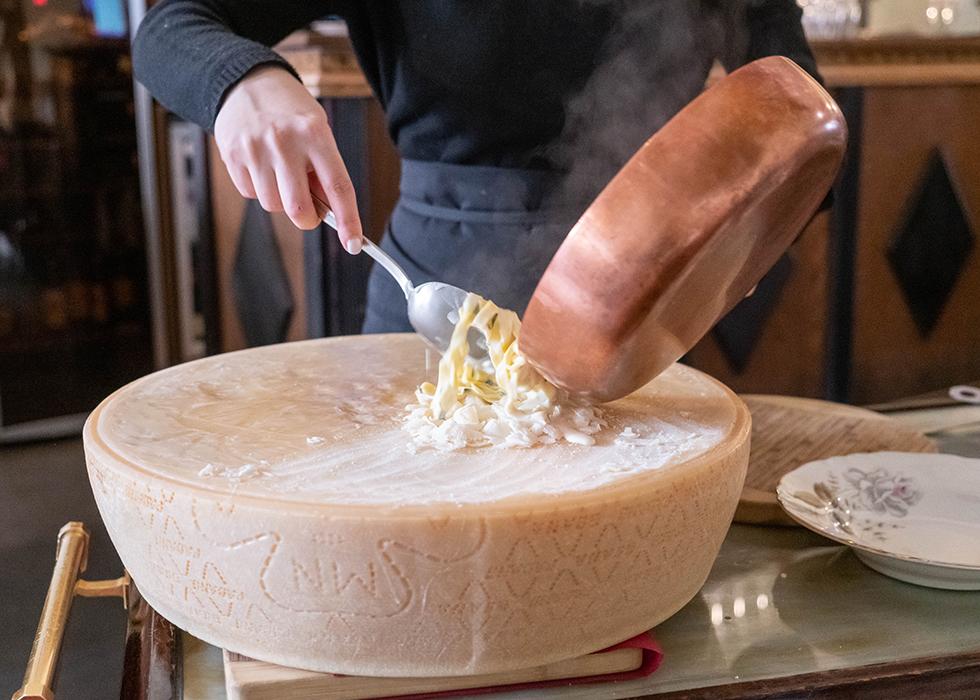 フィレンツェ ドゥオーモ近く レストラン : OSTERIA PASTELLA