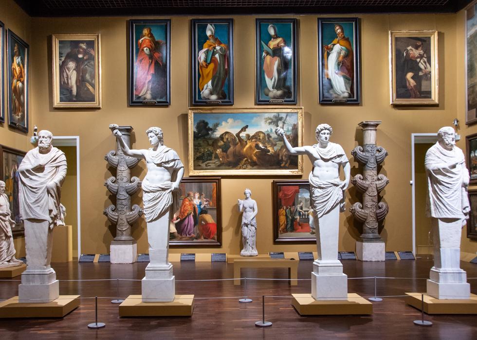 The Fine Arts Museum