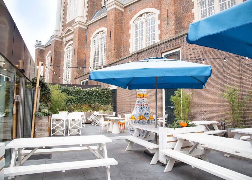 アムステルダムおすすめパンケーキ PANCAKES AMSTERDAM