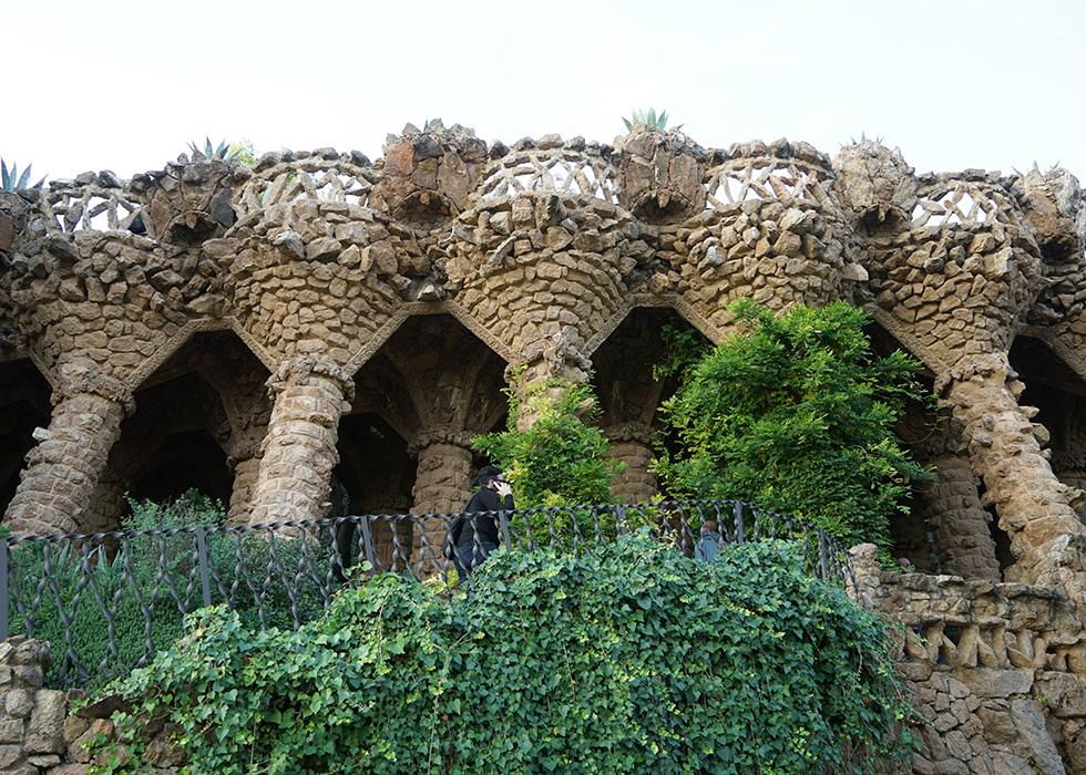 바르셀로나 꼭 가봐야 하는 곳 : 구엘공원