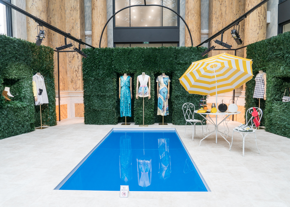 巴黎时装周 法国品牌 Maje,媒体发表会
