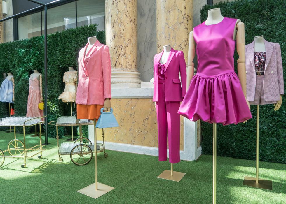 巴黎时装周 法國品牌 Maje 媒体发表会