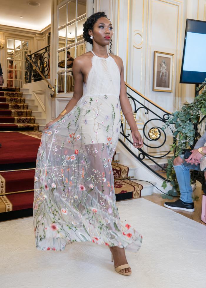 巴黎时装周 Ritz Paris 巴黎丽兹時尚秀 设计师 Trisha Sherman