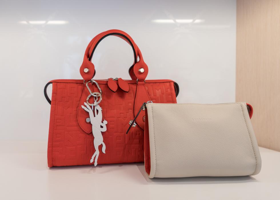 巴黎时装周 Longchamp 龙骧新款