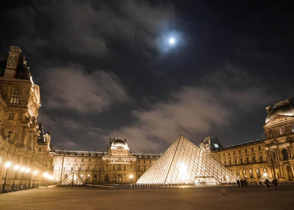 Paris nuit des musees