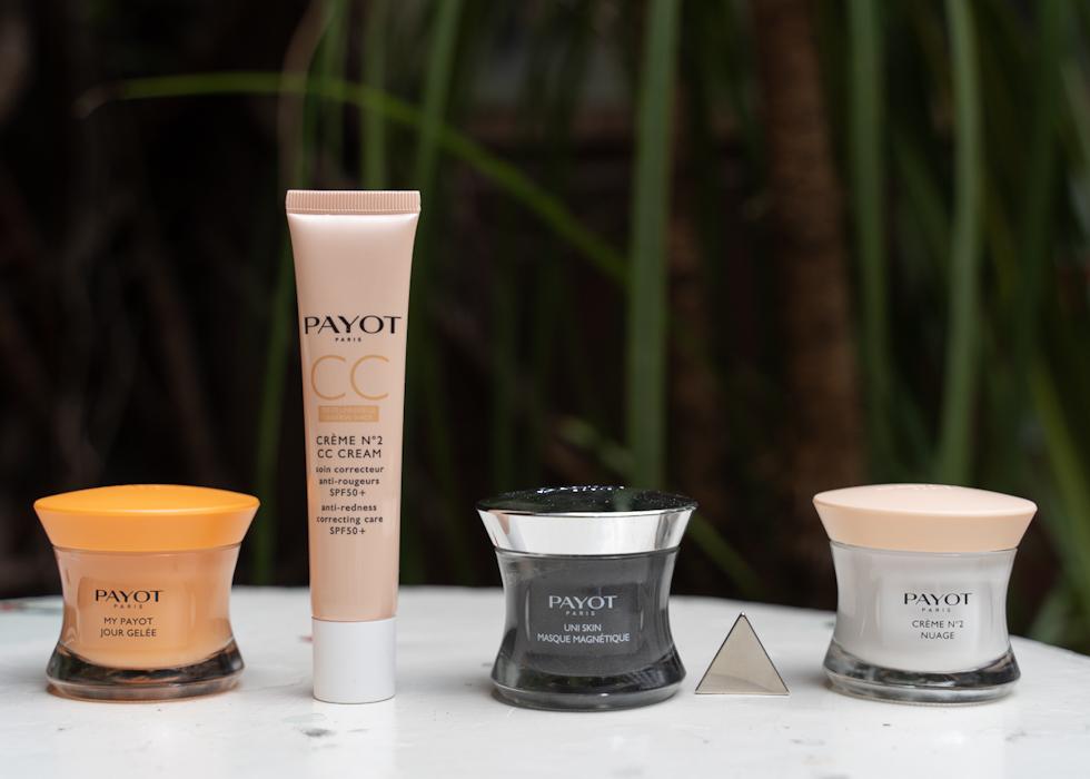 法國巴黎藥妝品牌推薦 PAYOT柏姿人氣產品