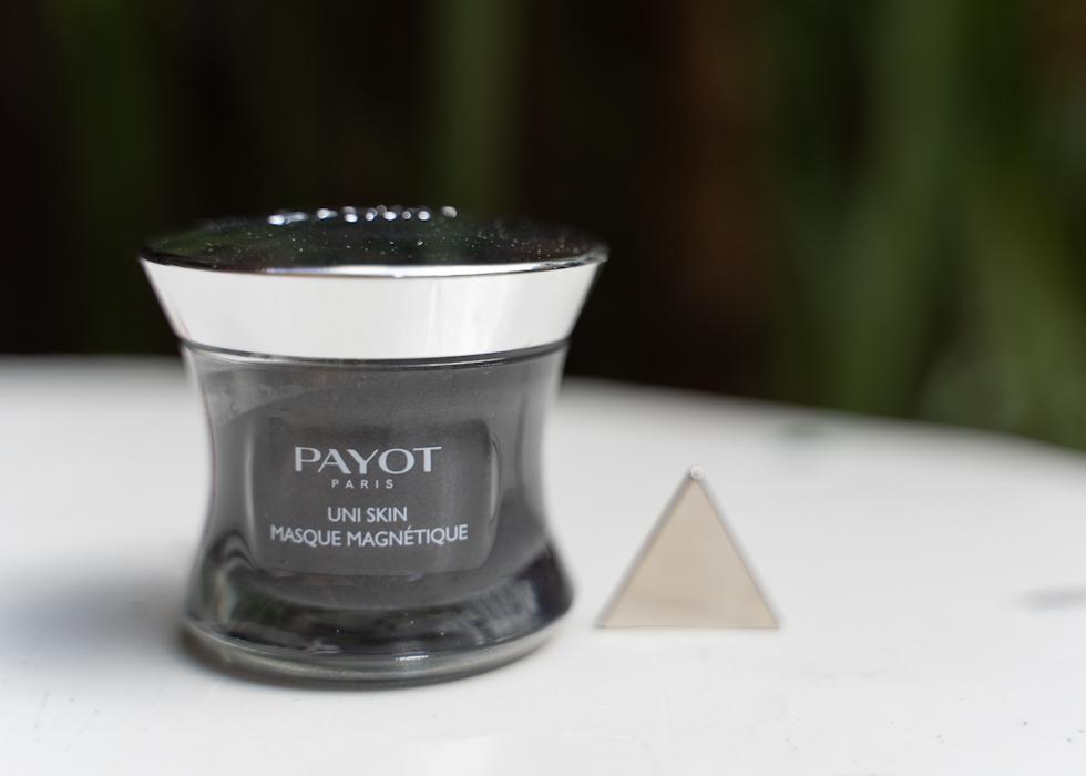 法國PAYOT柏姿黑面膜 勻淨礦物磁力排毒面膜