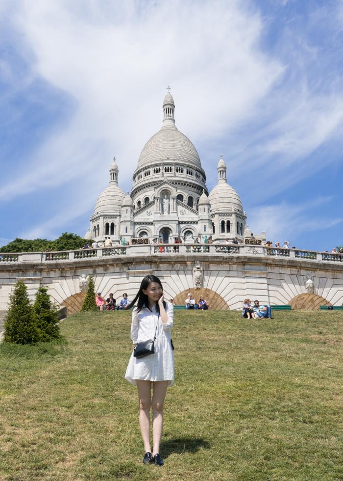 蒙馬特 聖心堂 巴黎必訪景點
