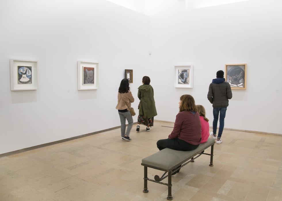 魔术绘画 毕加索博物馆
