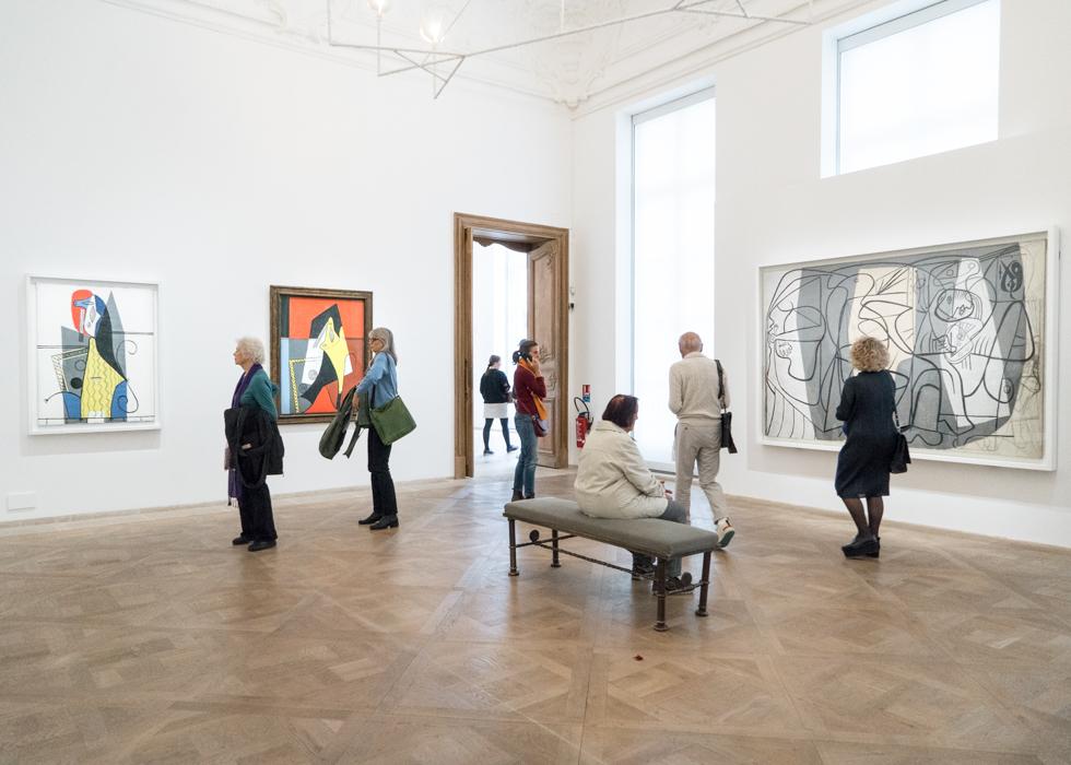 毕加索的绘画魔力