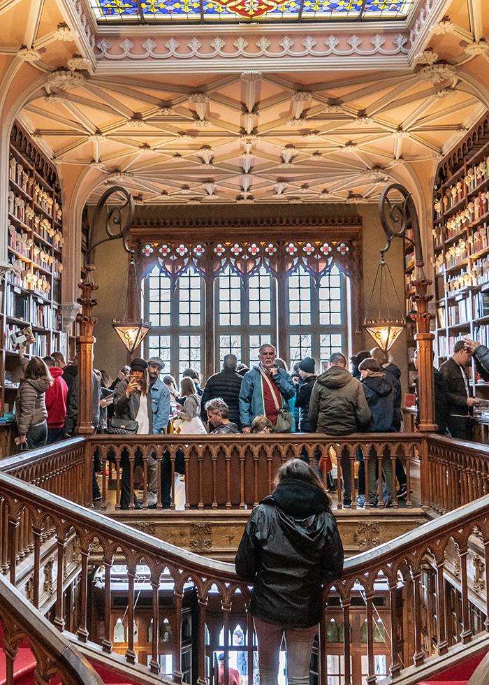 Porto Harry Potter : Lello bookstores