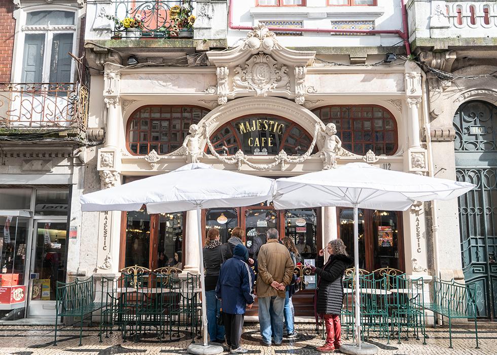 Porto Cafe HARRY POTTER : MAJESTIC CAFE