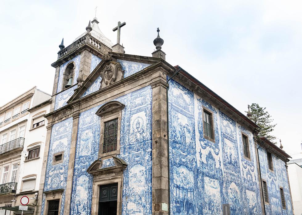 포르투 여행 알마스 성당