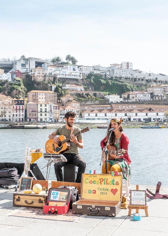 Porto Douro River : PRAÇA DA RIBEIRA