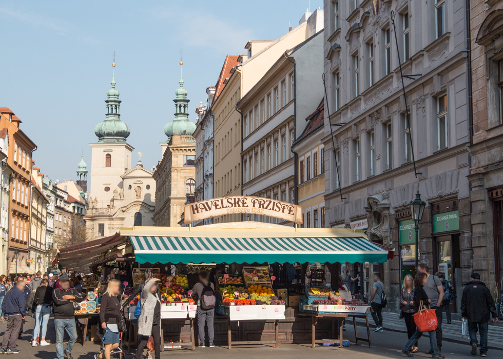 PRAGUE HAVEL MARKET