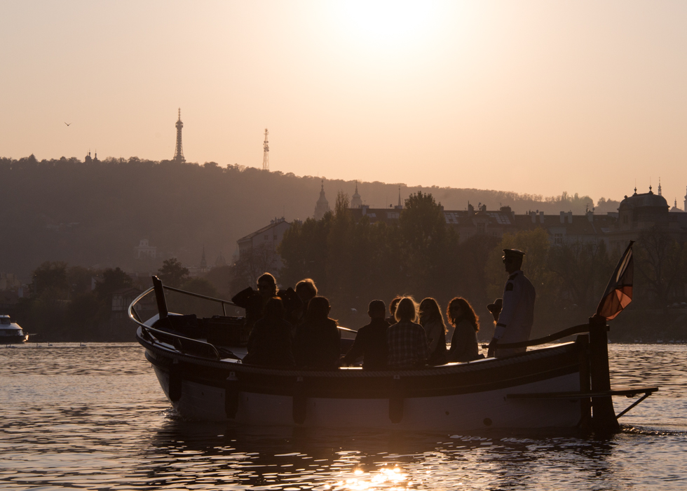 PRAGUE BOAT TOUR