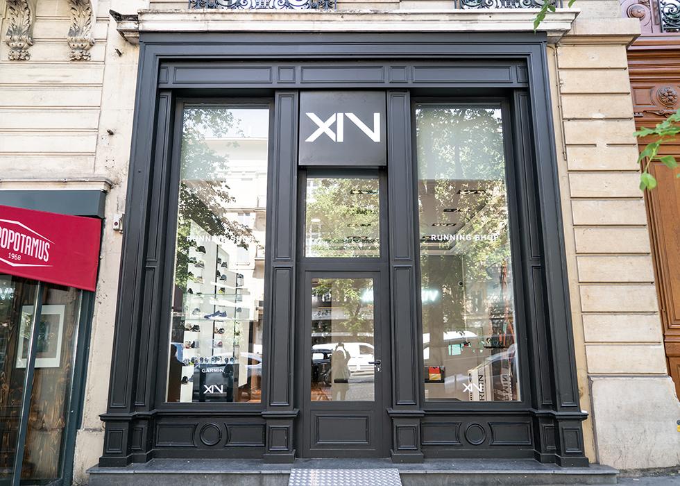 Best running shoe in Paris - Quatorze