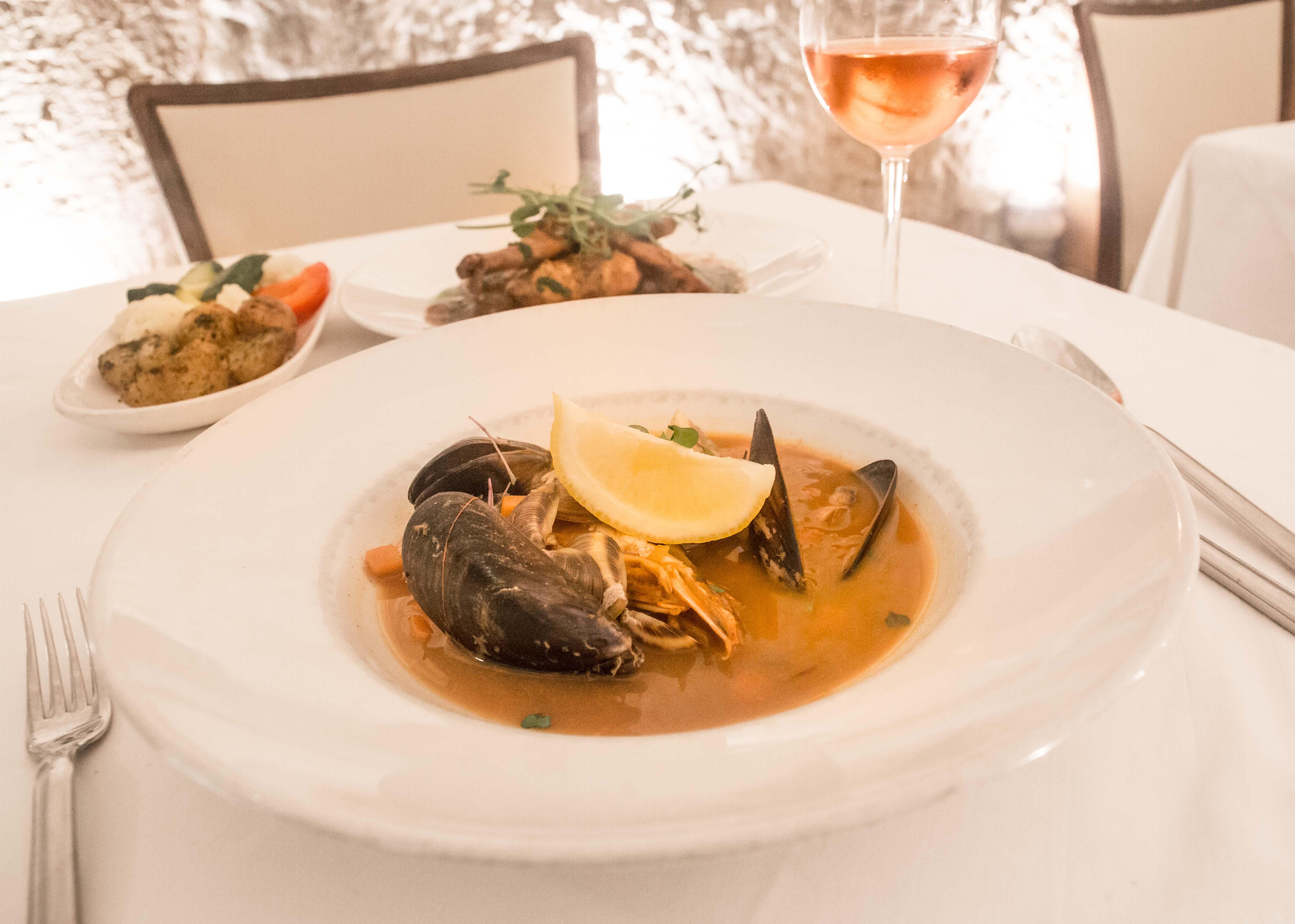 馬爾他傳統料理 海鮮魚湯