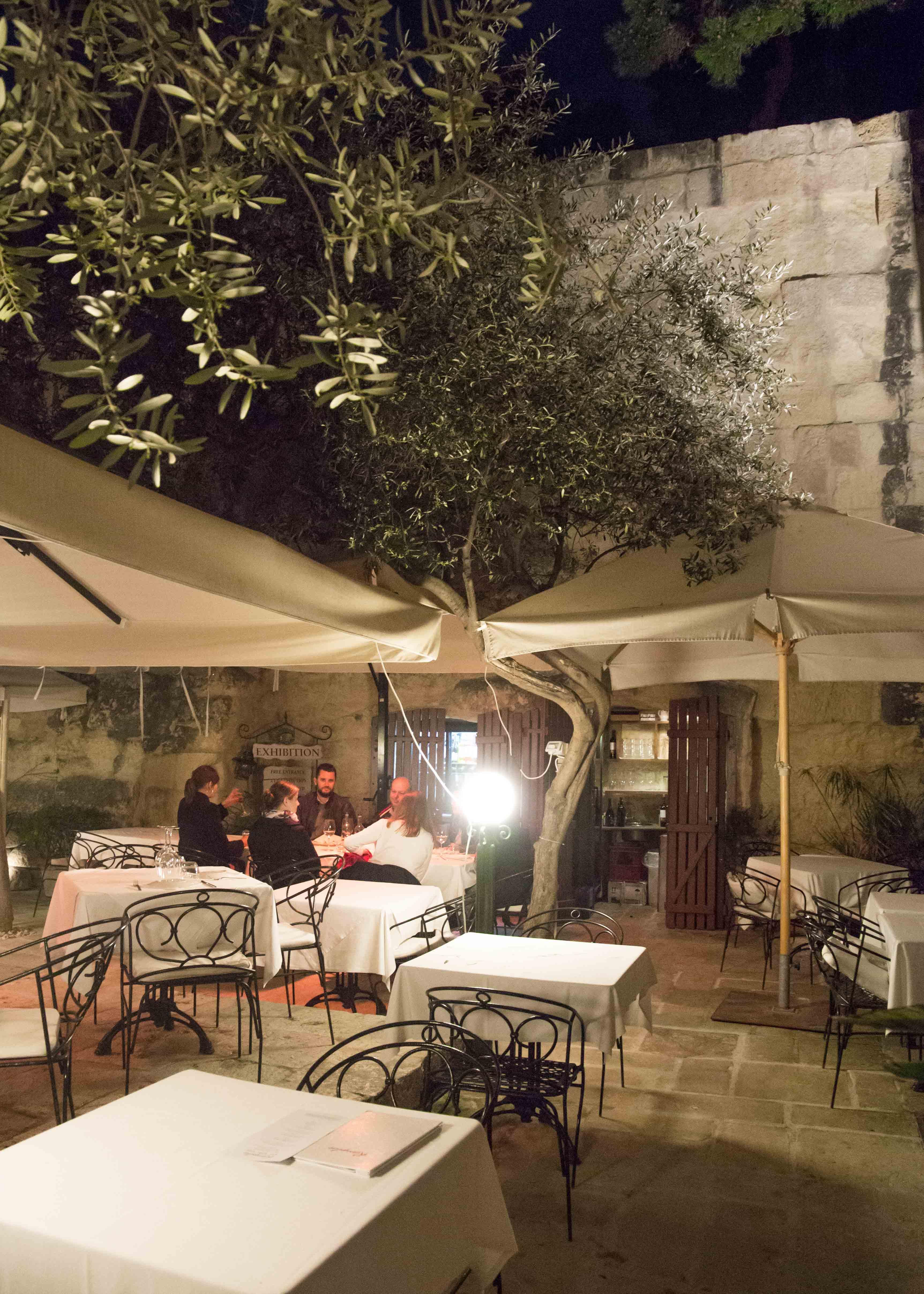 馬爾他景觀餐廳 Rampila