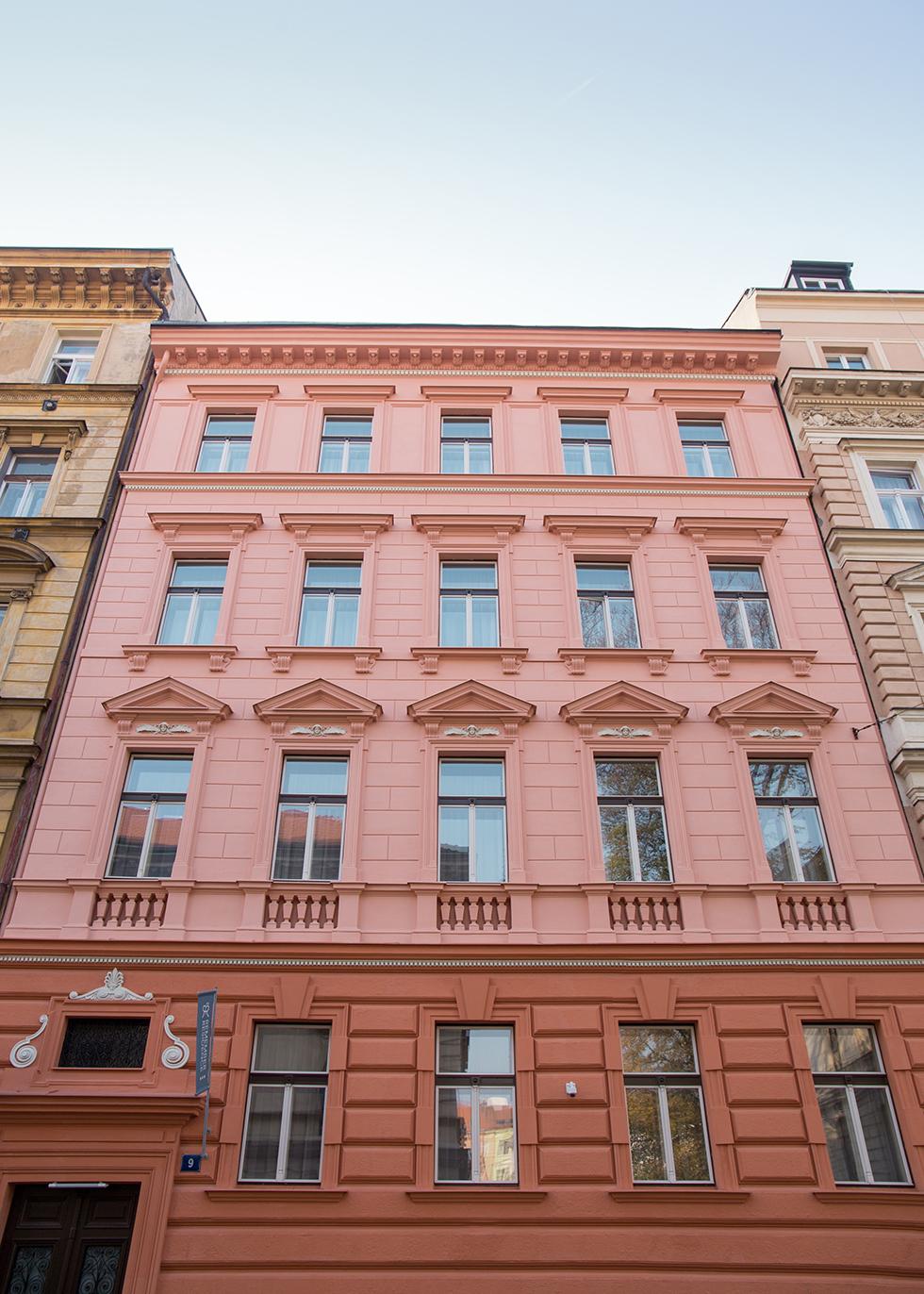 PRAGUE HOTEL RECOMMENDATION