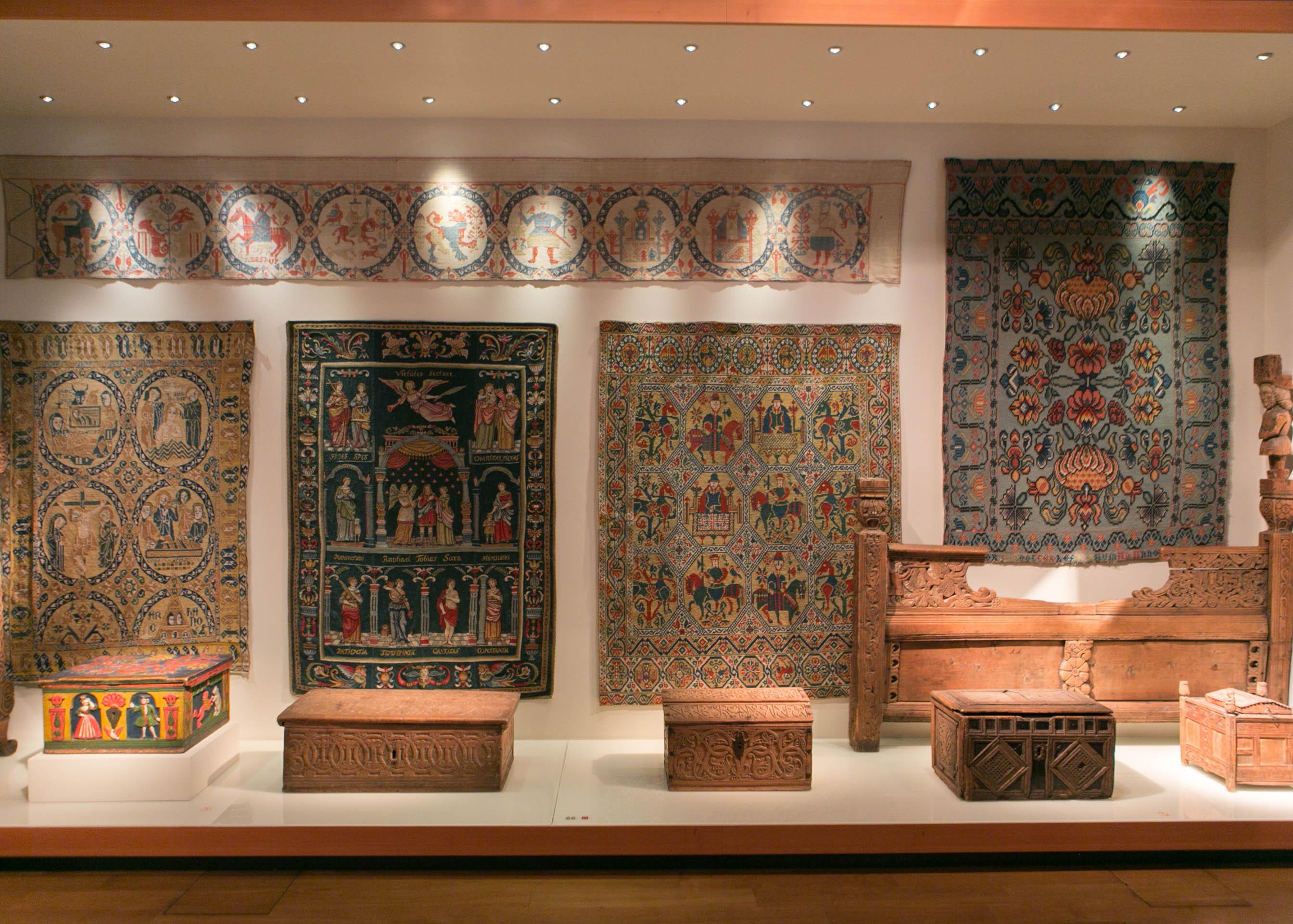 冰岛国家博物馆-家具和手工艺品