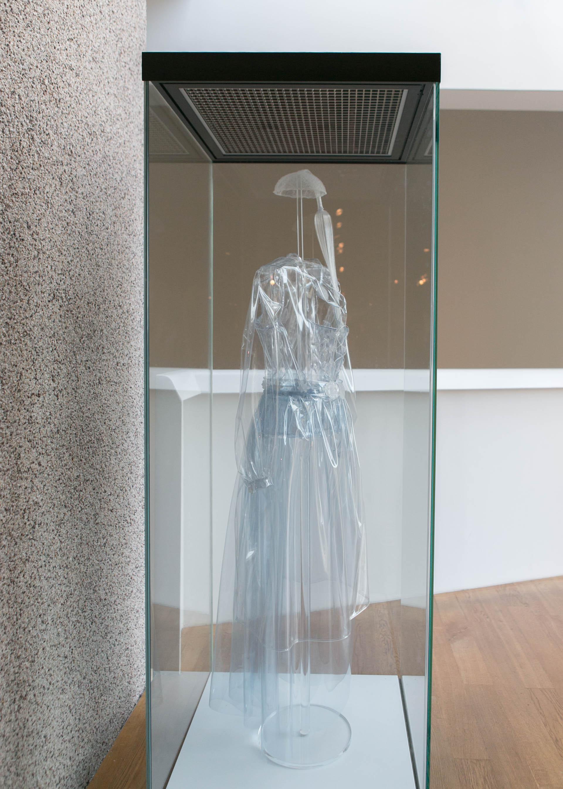 PLASTIC NATIONAL DRESS, 2000