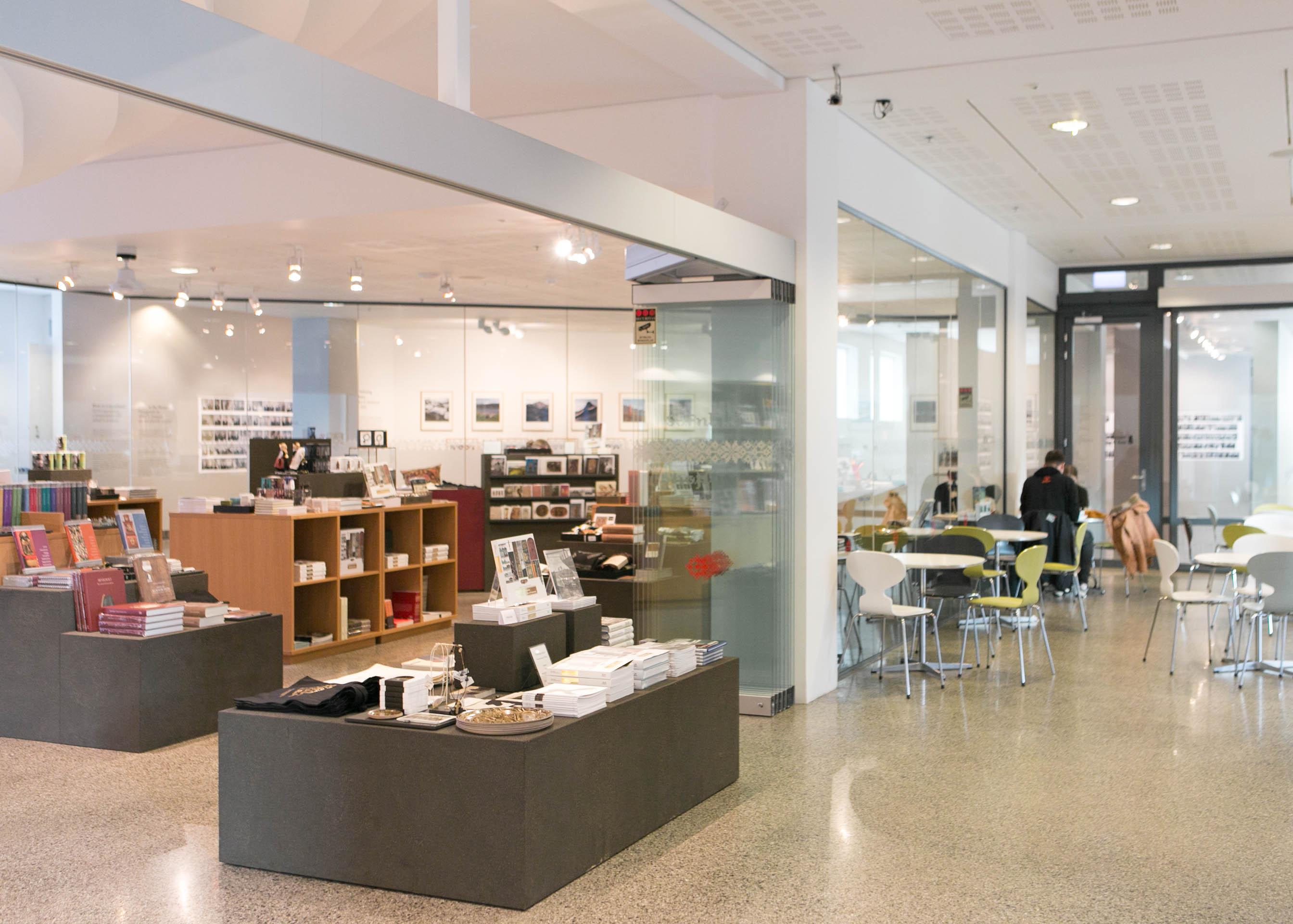 冰岛 Café Kaffitár 咖啡与博物馆商店