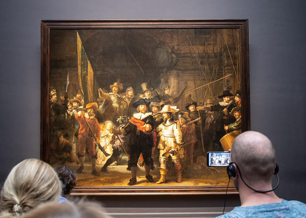 MUST-SEE PAINTINGS IN RIJKSMUSEUM / WHAT TO SEE