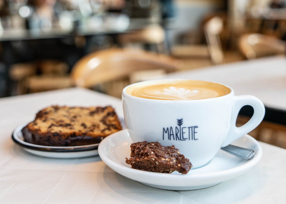 CAFFE MARLETTE, Shopping in Paris, offert at BHV Marais