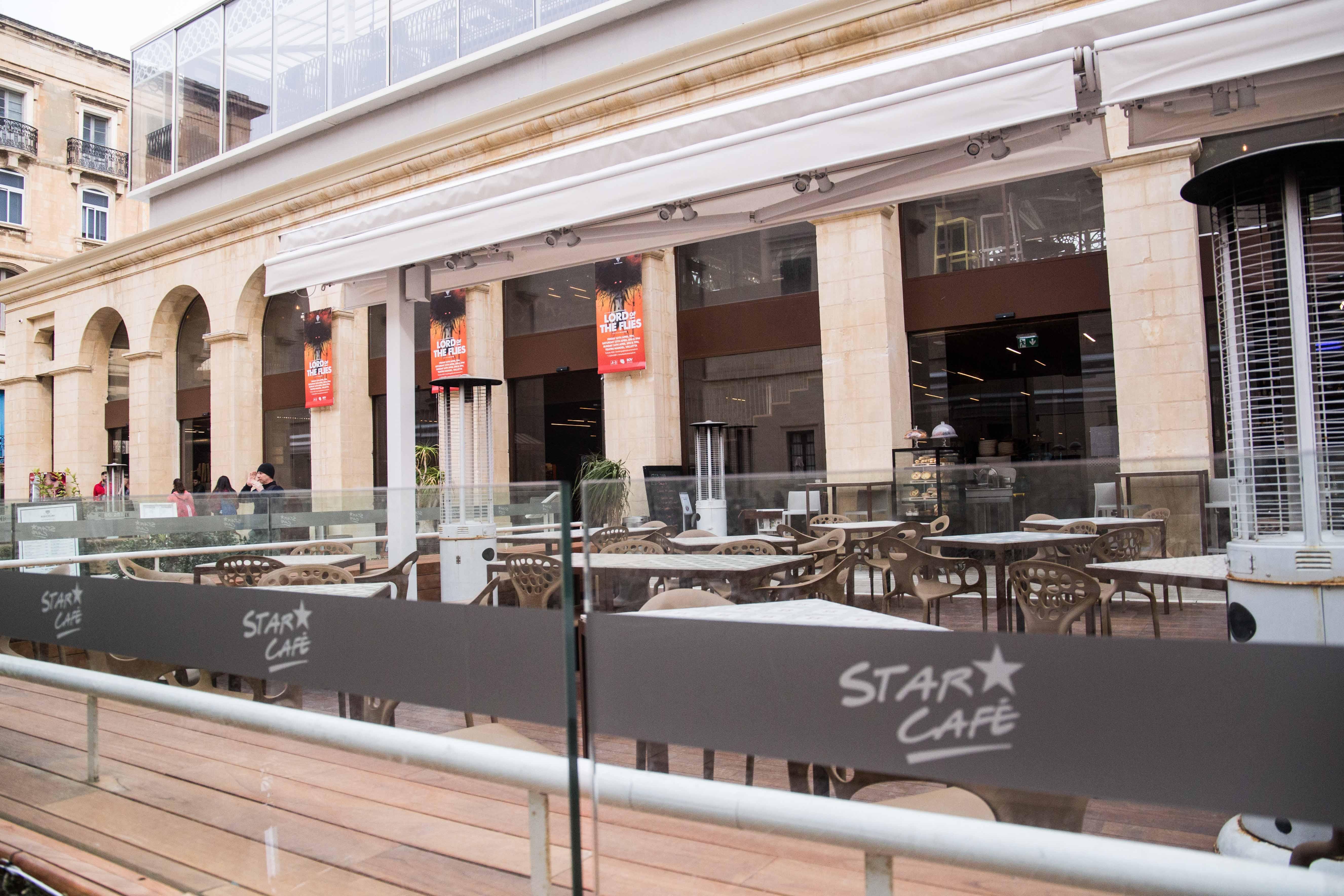 Malta best restaurant, Star Cafe
