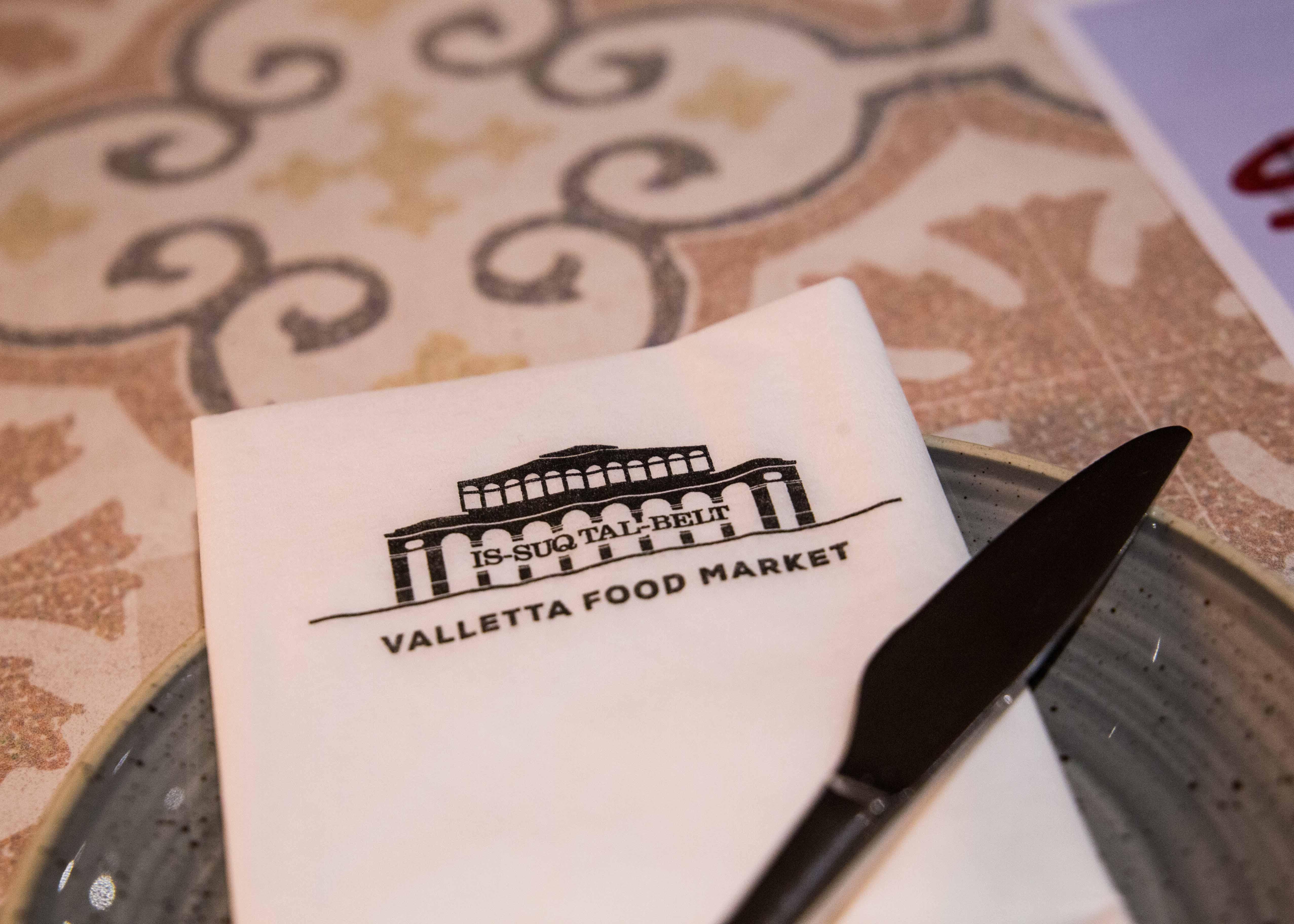 Valletta food market, Is-Suq Tal-Belt, Star Cafe