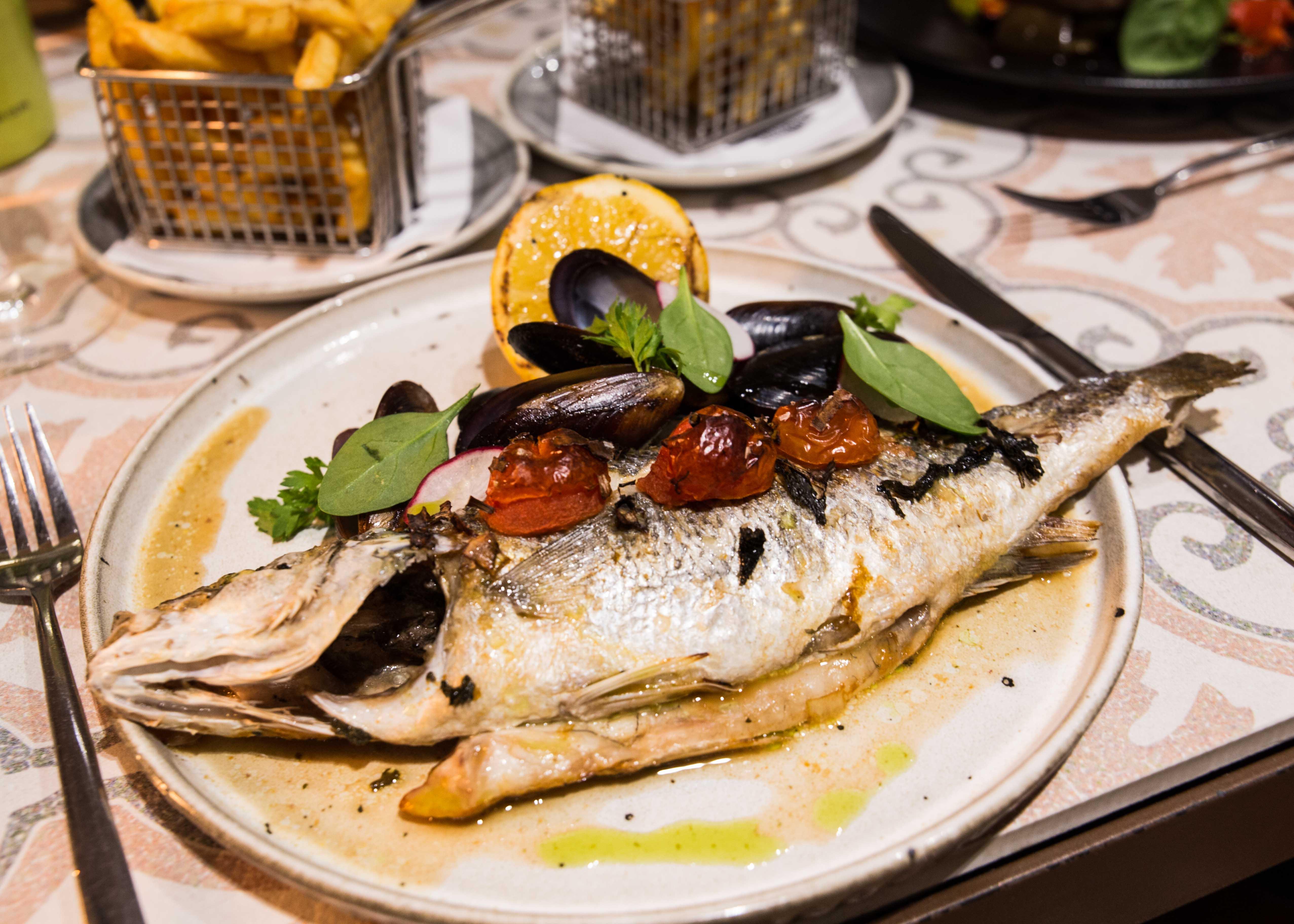 Valletta best restaurant, Star Cafe