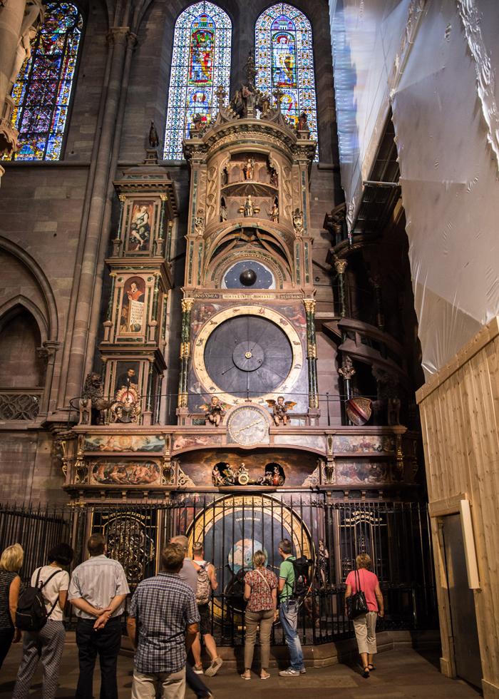 นาฬิกาดาราศาสตร์ อัลซาส