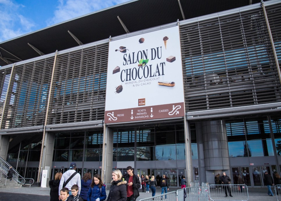 Salon Du Chocolat 2017 O Bon Paris Easy To Be Parisian
