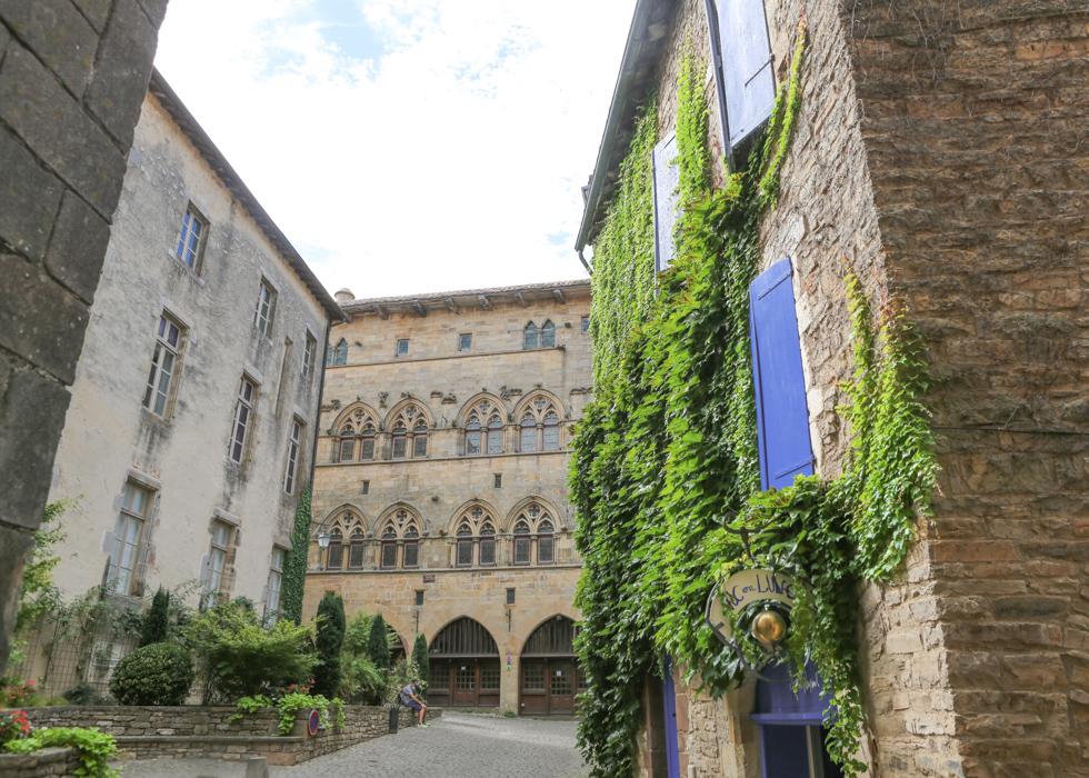 Cordes sur Ciel di tích lịch sử ở Pháp