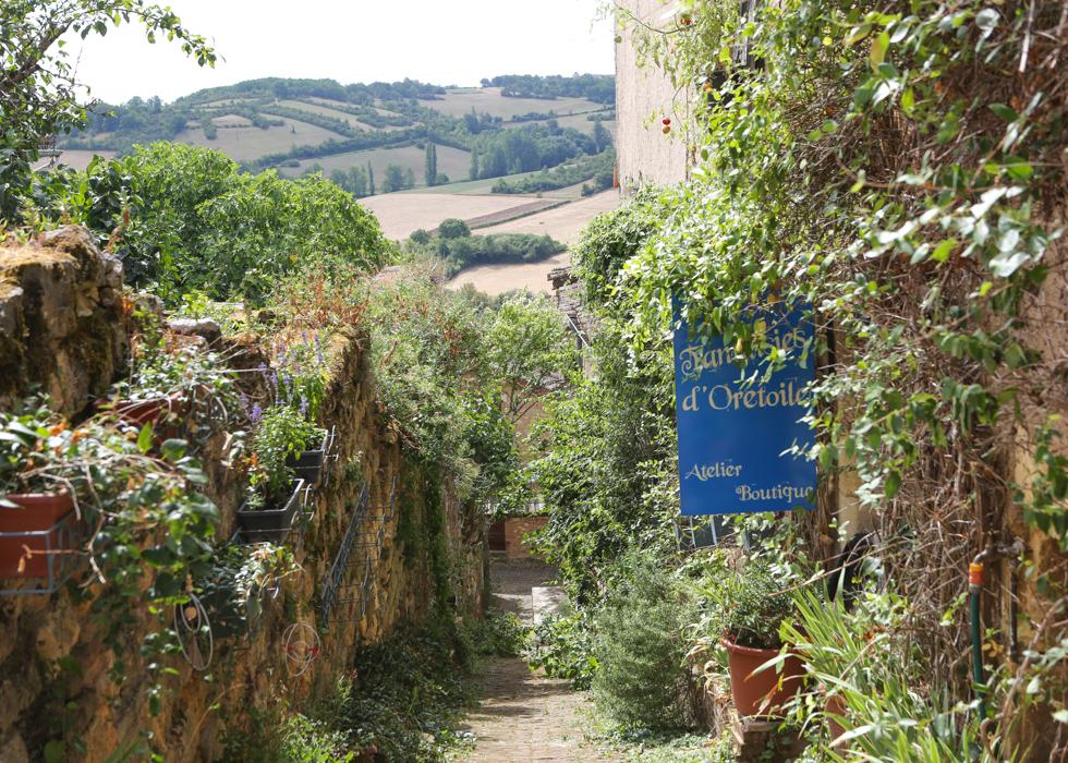 những ngôi làng xinh xắn miền nam nước Pháp Occitania Tarn