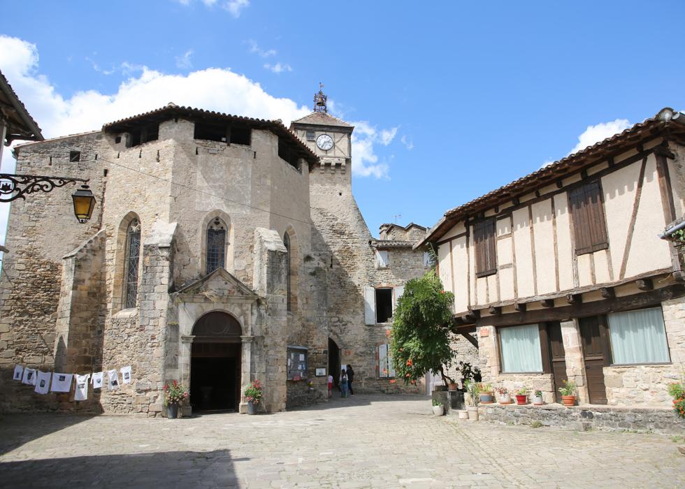 Penne Tarn nhà thờ