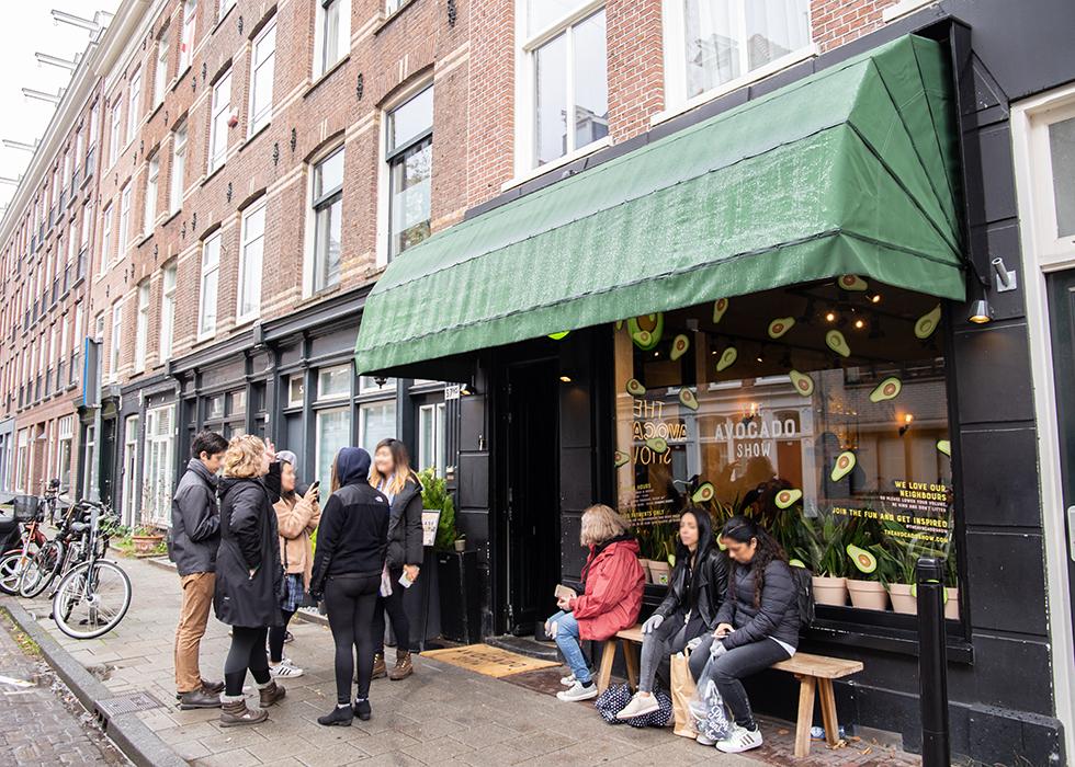 Best restaurant in Amsterdam