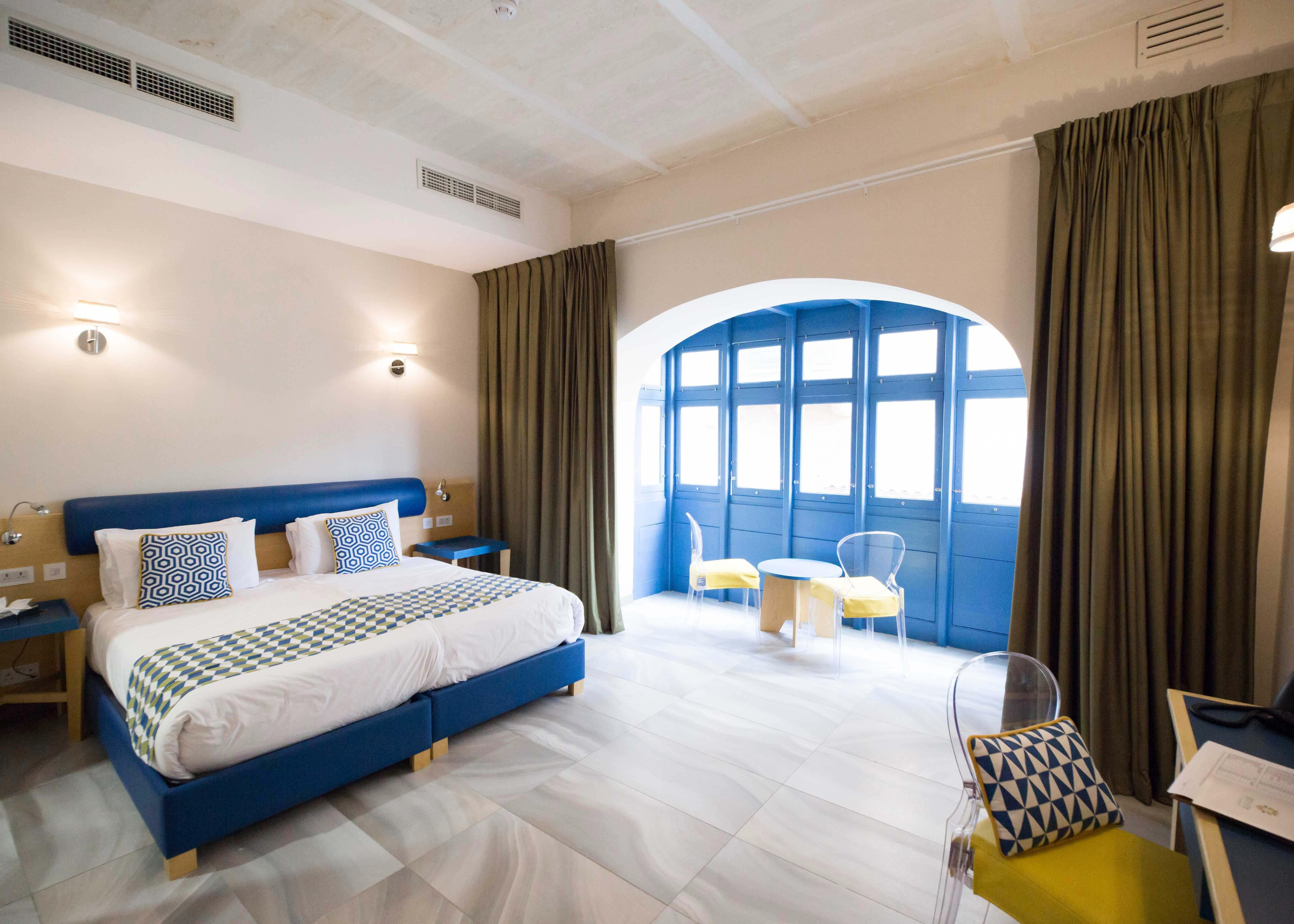 Deluxe room đánh giá, khách sạn tốt nhất ở Valletta